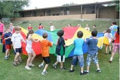 Best Field Day Game Ideas!  So much fun - great list! From @VolunteerSpot