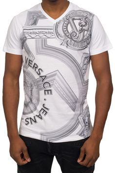 Versace Jeans Tee Shirt available at Pure Atlanta in Lenox Square Mall.