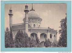 TURKMENISTAN  -  ACHKHABAD   -  BELLE CARTE  ANIMEE  GF ( 14.5 X 10 )   -
