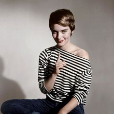 One word: stripes