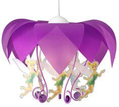 Hängelampe Disney Fairies - kleine Feen für zu Hause!