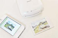 Fujifilm Instax Share (printer for smart phone)· Craft Test Sidekicks · Cut Out + Keep Craft Blog
