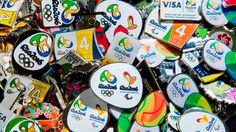 Río 2016 permite comprar recuerdos olímpicos a golpe de anillos y pulseras