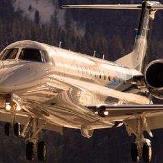 Private jet. It belongs to my father Will's company, but I can use it whenever I need to.