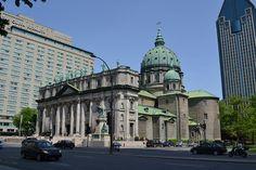 Cathedrale Marie-Reine-du-Monde, Montréal, via Flickr.