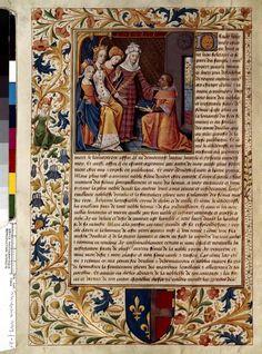 boccace, de mulieribus claris, début XVe