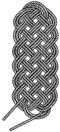 ARTICLE OF THE MONTH- A page that displays a new HOW TO Article related to ropes, knots, splices, or lashings.