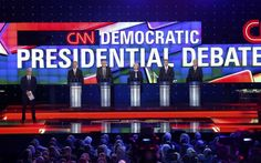 Cast your vote for the winner of the CNN debate in Las Vegas