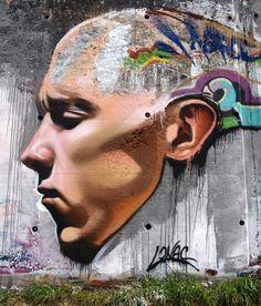 Artist : Lonac #streetart