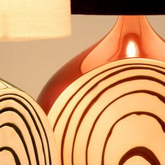 Cibola Table Light. Available from Bromley & Bromley. £286 #bromleyandbromley #scabetti #cibola #onion #light #lamp
