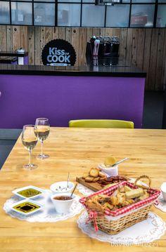 #portogalloswap #kissthecook scuola di cucina portoghese da #lxfactory #lisbona