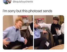 Bts Memes Hilarious, Funny Video Memes, K Pop, Jikook, Steven Universe, Yoonmin, Taeyong, Jaehyun, Nct Dream