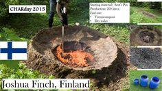Firing up in Finland! Finland, Outdoor Decor