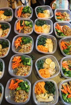 #mealprep: Expert Tips for Easy, Healthy and Affordable Meals All Week Long Perfect for Advocare! www.mikesadvocare.com