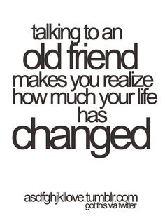 :) So TRUE, I miss some and am grateful for growth on others!
