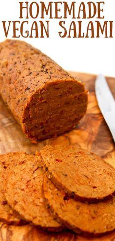 Vegan Meat Substitutes, High Protein Vegan Recipes, Vegan Lunch Recipes, Delicious Vegan Recipes, Vegan Foods, Vegan Dishes, Vegan Vegetarian, Eating Vegan, Vegan Junk Food