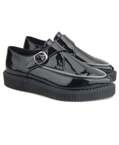 233e0a1834eb2 Buckle Flatforms shoes i like these. good look for a ladies men suit. Latest