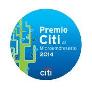 Premio Citi al Microempresario 2014