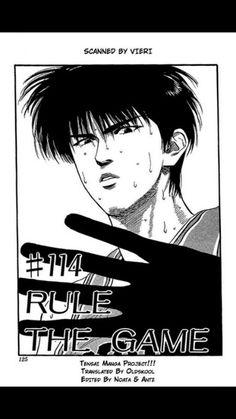 Rule the game Slam Dunk Manga, Slammed, Cartoon, Comics, Anime, Movie Posters, Film Poster, Cartoon Movies, Cartoons
