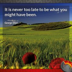 Quote for the day – George Eliot