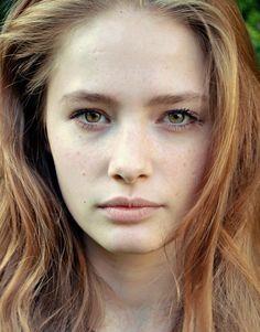 Helena Mckelvie - strawberry blonde