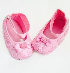 Ballet Pink Baby Girls 6-12 Months Ankle Strap Shoes w/Crystals Rhinestones by YoungSparkleandShine on Etsy https://www.etsy.com/listing/205623716/ballet-pink-baby-girls-6-12-months-ankle