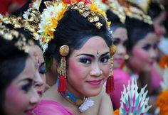 Silent day, a Java la processione dei demoni
