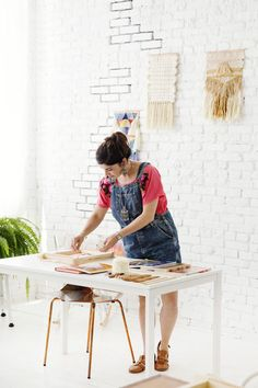 events | prep work - weaving workshop | designlovefest