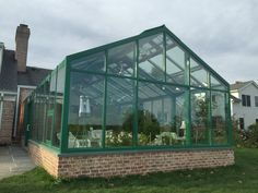 New Jersey greenhouse, built by Greenhouses, Etc. Greenhouses, New Jersey, Building, Inspiration, Green Houses, Biblical Inspiration, Buildings, Window Greenhouse, Construction