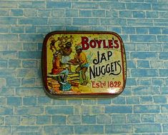 Sample tins - Advertising Antiques & OldShopStuff.com Home - Forum - Collecting Enamel Signs Forums - Old Tin Collecting Forum