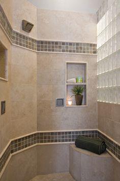 Shower Tile Idea