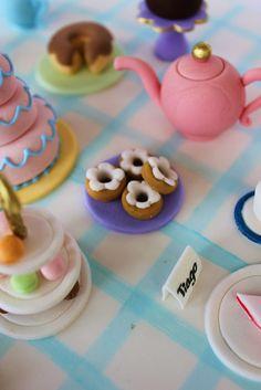 Tea Party Cake .