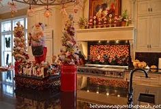 christmas kitchen decorations - Google Search