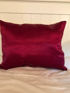 A personal favorite from my Etsy shop https://www.etsy.com/listing/541664210/magenta-throw-pillows