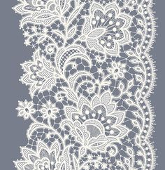 Find Lace Ribbon Vertical Seamless Pattern stock images in HD and millions of other royalty-free stock photos, illustrations and vectors in the Shutterstock collection. Lace Drawing, Pattern Drawing, Border Embroidery Designs, Lace Embroidery, Romanian Lace, Lace Painting, Paper Lace, Lace Tattoo, Lace Gloves