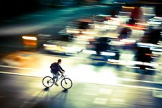 25 Excellent Examples of Motion Blur Photography