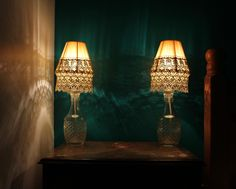 Lace lamps Baby Pique. Now for sale!