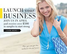 Sign up in April and receive $500+ in jewelry for only $199. Great summer colors and great tips on increasing sales. The best decision I ever made.