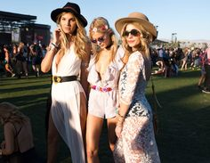Mis looks favoritos del Festival Coachella 2016 - Justine secret