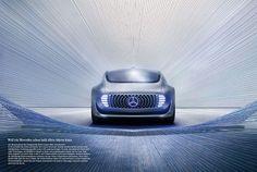 Antoni und Mercedes-Benz feiern die Mobilität der Zukunft (zum Vergrößern klicken)