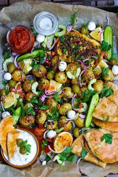 mat mat mat nutrition of broccoli - Nutrition Vegetarian Recepies, Veggie Recipes, Healthy Dinner Recipes, Cooking Recipes, Healthy Food, Food Porn, Antipasto, Food Inspiration, Love Food