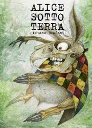 Logos: ALICE SOTTO TERRA