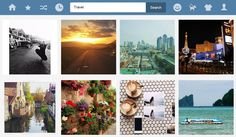 Screenshot de 16 Gram - Instagram Web Viewer