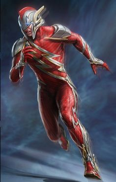 The Flash: Concept Art from Injustice Flash Characters, Comic Book Characters, Comic Character, Comic Books Art, Flash Comics, Arte Dc Comics, Kid Flash, The Flash Art, Flash Wallpaper