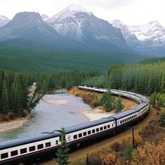 The Longest Train Journeys In The World: Join The Never-Ending Trip
