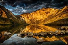 Sunrise at Convict Lake by Todd Olthoff on 500px