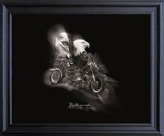 Infuse brightness into the interiors of your living room with this wonderful silver colored vintage motorcycle Black Framed art print poster. This wonderful wall art will be a great addition for any teen age boy bedroom who may inspired by motorbikes. This wonderful poster will be an instant option to enhance the visual appeal of your beautiful house.