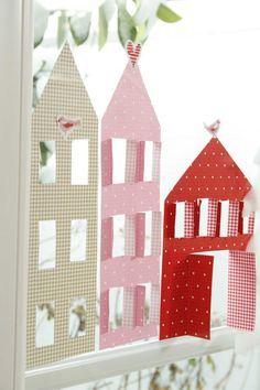 Die 229 Besten Bilder Von Fensterdeko Diy Christmas Decorations