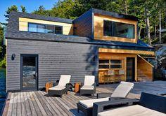 Lake Joseph Boathouse | Altius Architecture, Inc.
