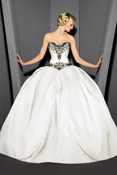 Victor Harper Couture Wedding Dresses
